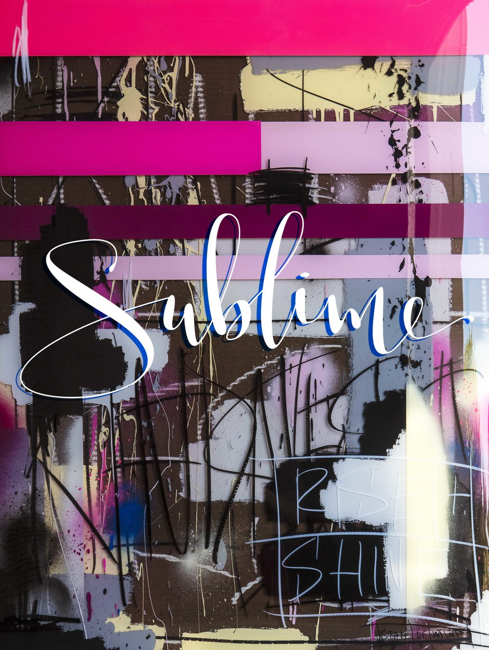SUBLIME :: AUG 3 - SEPT 21  feat. Jeremy Brown, Lela Brunet, Elliston Roshi, BLOCKHEAD, Phil Harris  see more