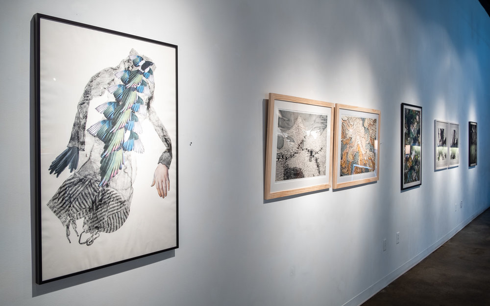 THE ART OF ATLANTA PRINT BIENNIAL  on exhibit through April 5  see more