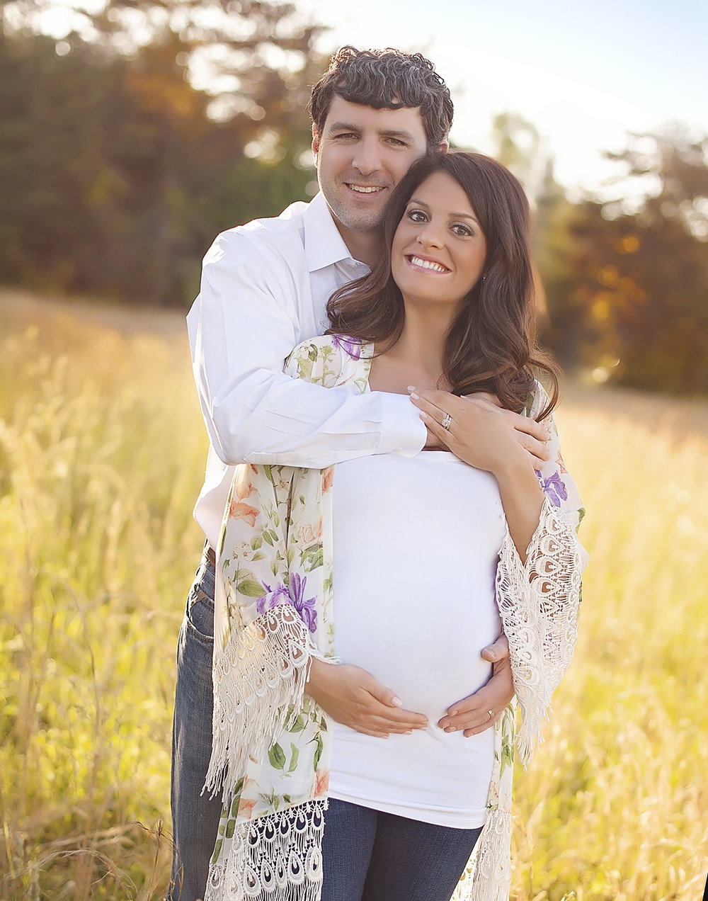 Stokesdale Photographer Maternity Pictures