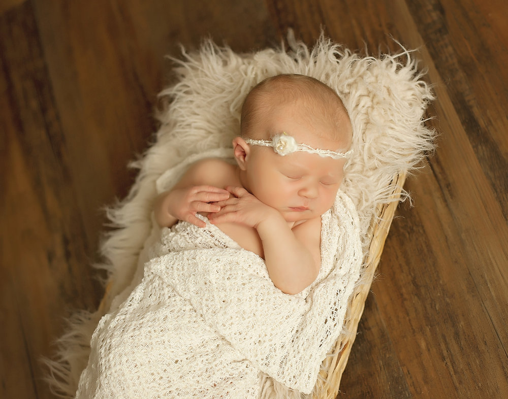 organic baby photographer greensboro north carolina portrait studio
