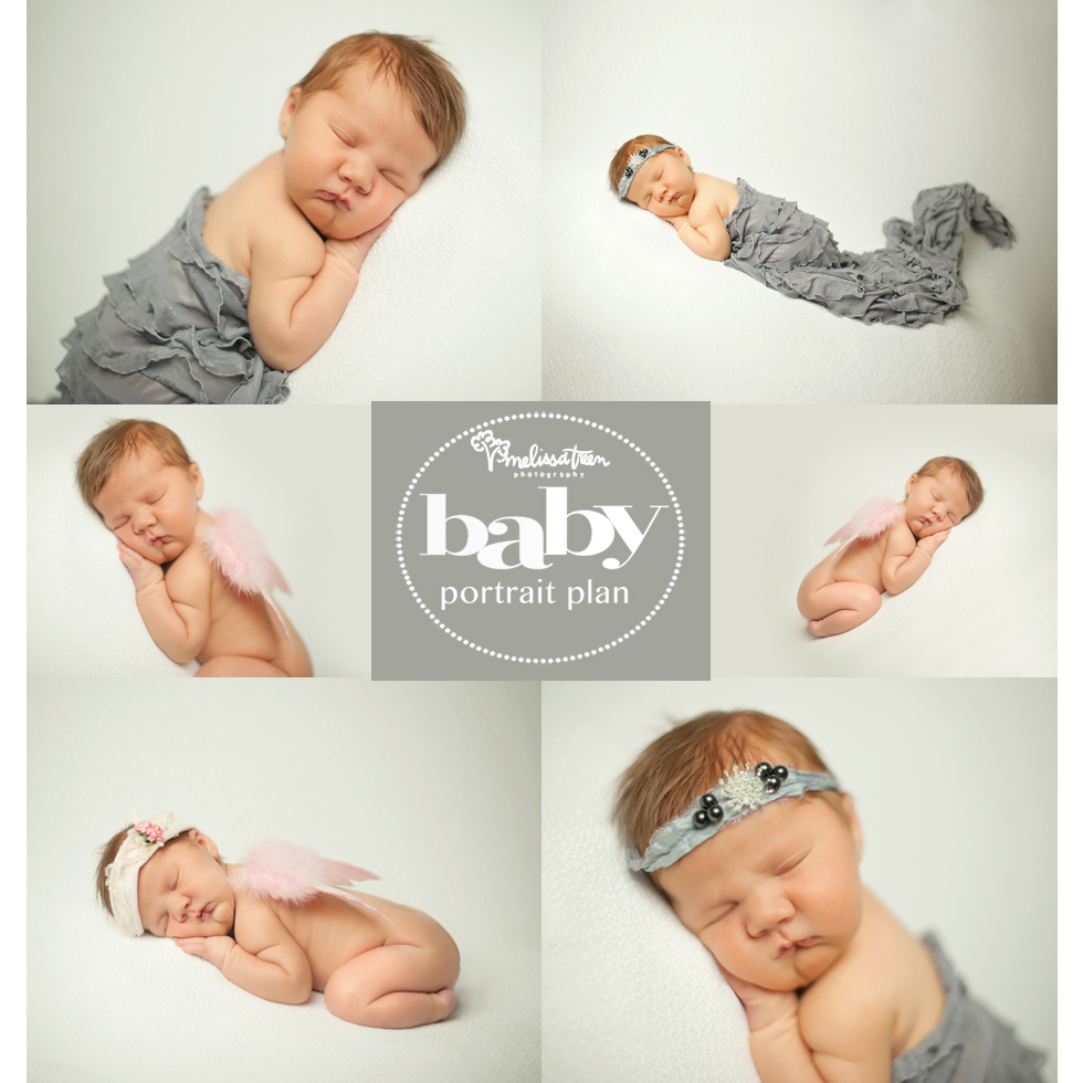 angel wing baby pictures with halo greensboro newborn photographer.jpg
