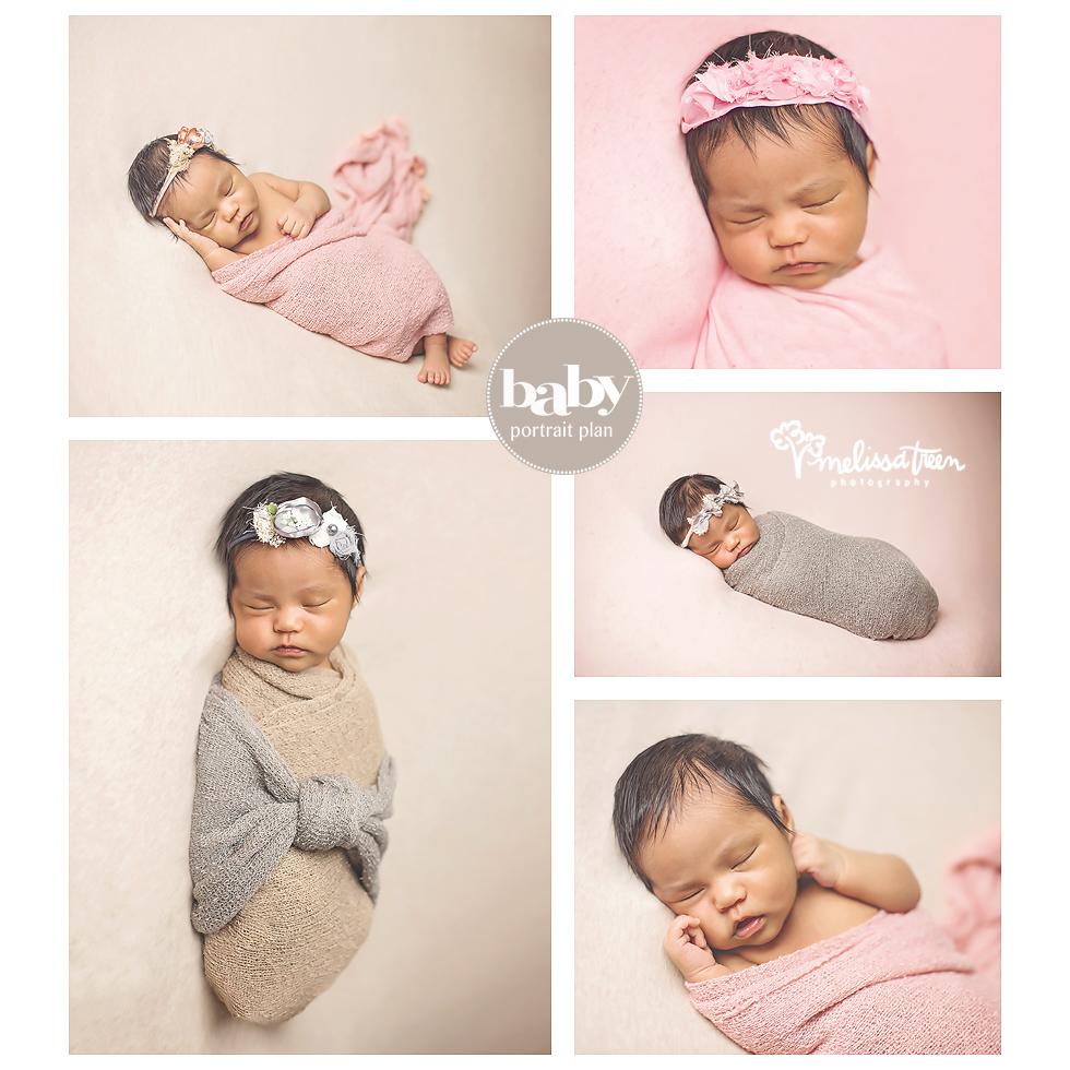pink and gray newborn photos greensboro baby photographer copy.jpg