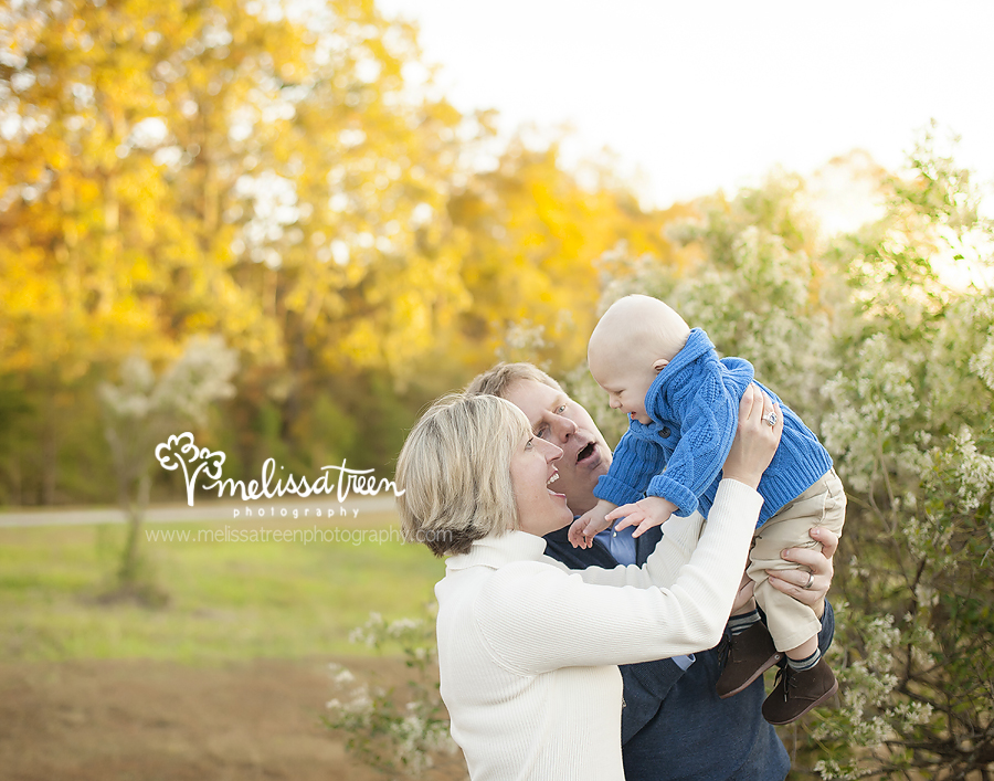 beautiful fall family portrait photography burlington elon north carolina.jpg