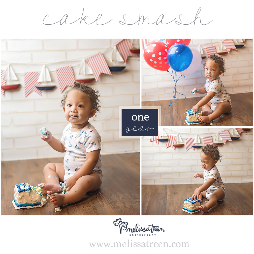 one year photos greensboro cake smash photographer burlington mebane elon high point.jpg