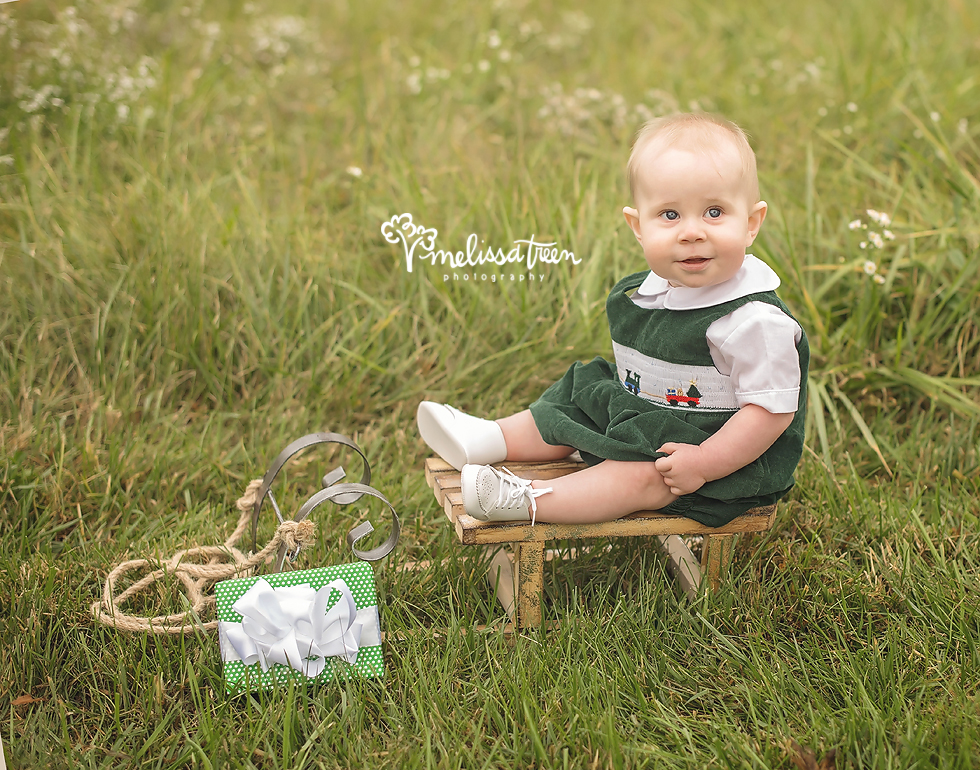 6 month christmas photography burlington nc photographer family .jpg