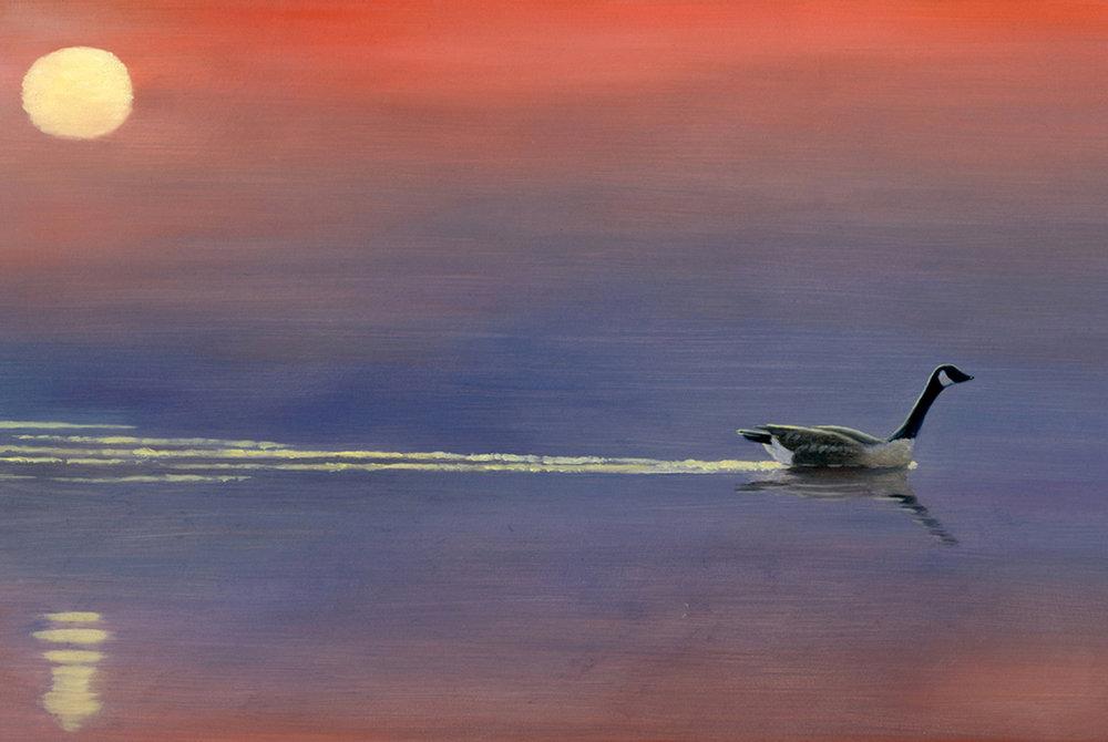 Lonesome Goose