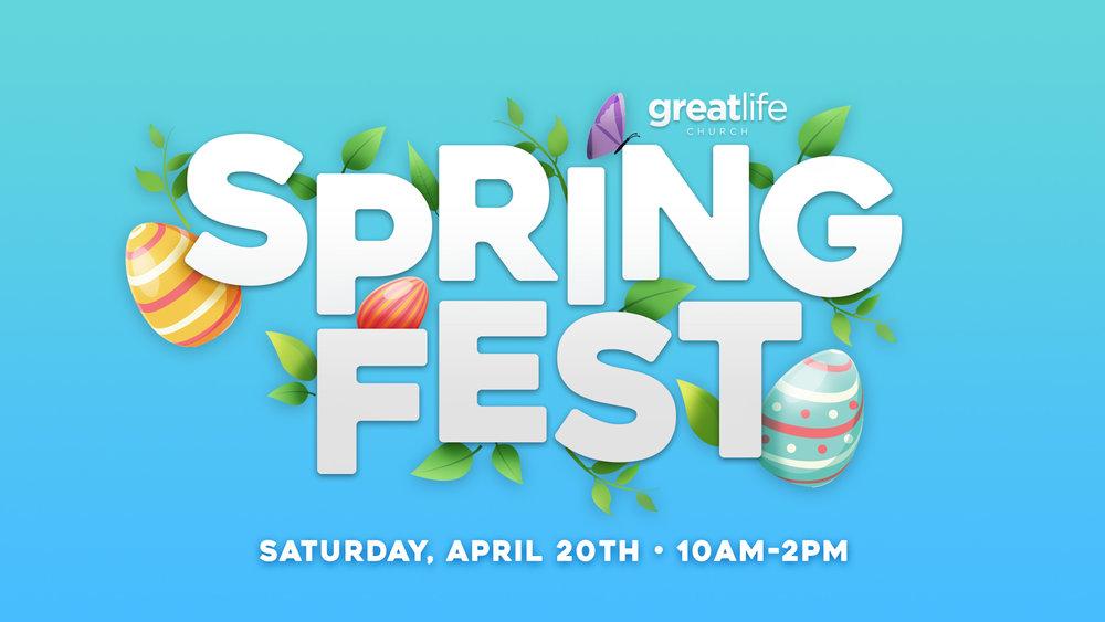 SpringFest-GreatLifeChurch