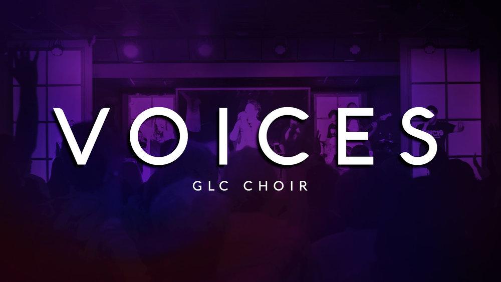 Voices Great Life Church Choir