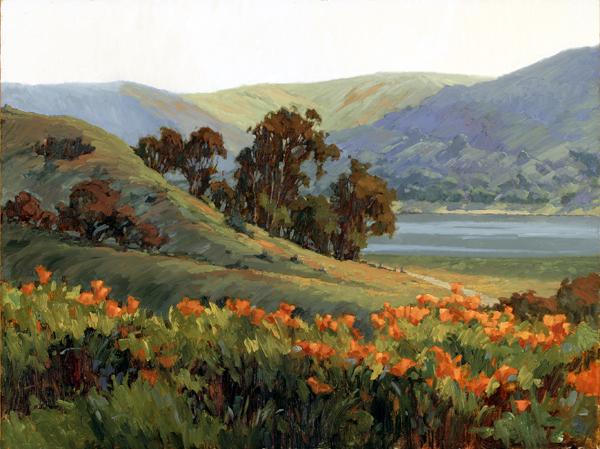 Spring Splendor (30 x 40) © Debra Husecopy.jpg