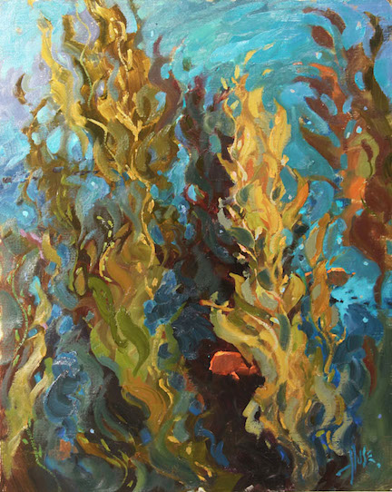Coastal Kelp Enchantment