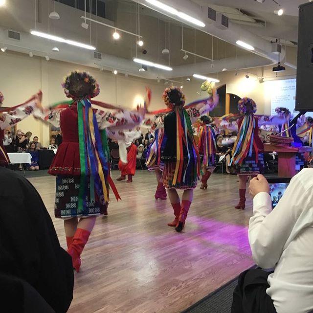 Malanka celebrations have begun tonight with Suzyria