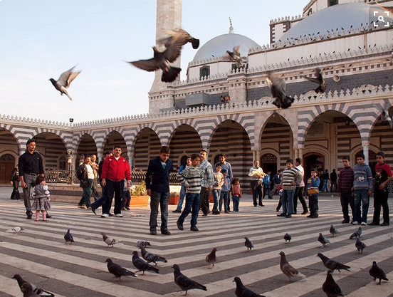 Khalid Bin Waleed Mosque, Homs
