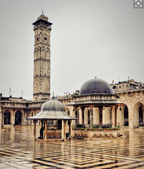 Ummayad Mosque, Aleppo (2010)