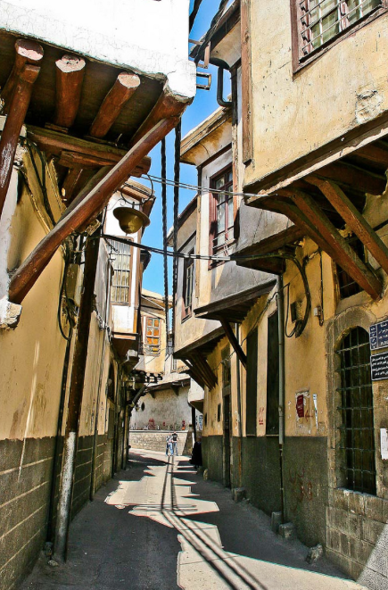 Homes in the Old Historic Center, Damascus