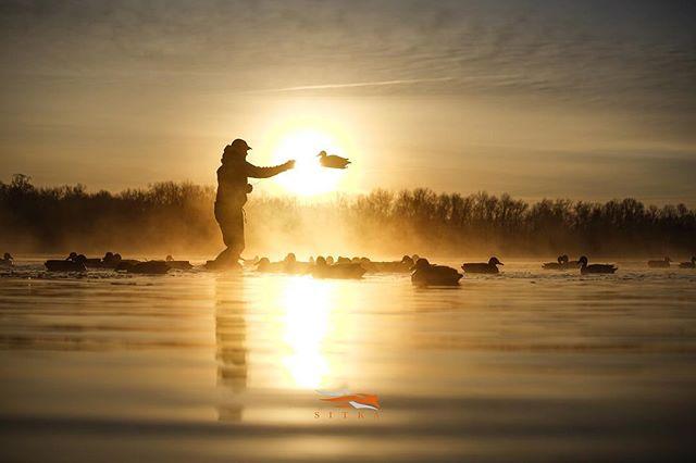 Reliable gear season after season. Shop the Waterfowl Gift Guide.  Photo: @Nick.Sherrod  #SitkaGear #SitkaWaterfowl