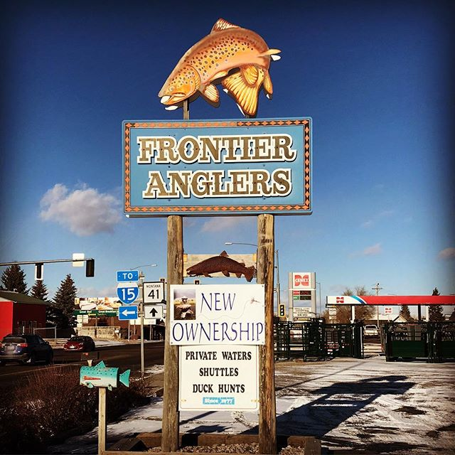 Frontier Anglers is pleased to announce its new owner Shaun Jeszenka! Shaun has been an outfitter and guide for over 30 years in Southwestern Montana originally from Missoula, MT.