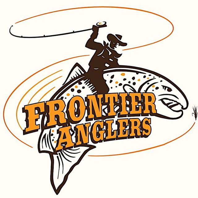 New Frontier Anglers logo!