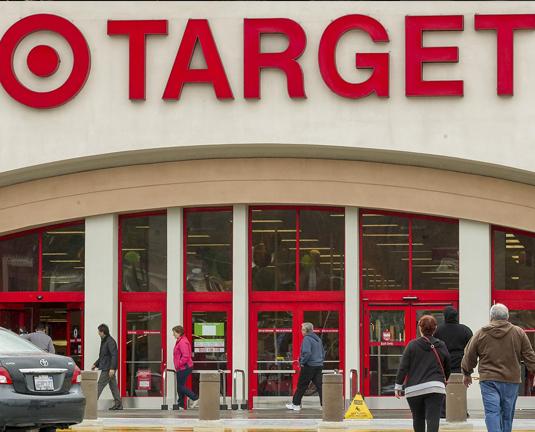 Target - herald square