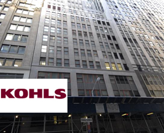 kohls offices -  broadway