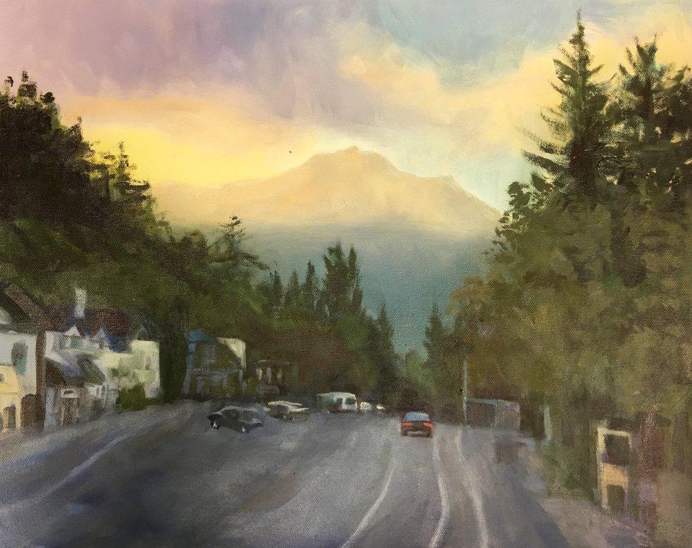 Mount Tam Equinox