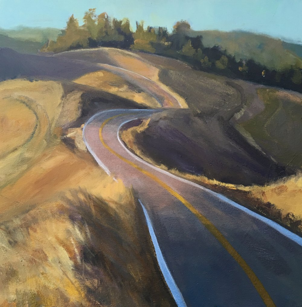 Bolinas Ridge Road