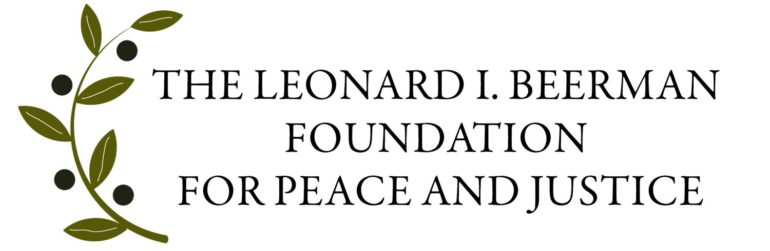 The Leonard I. Beerman Foundation for Peace and Justice