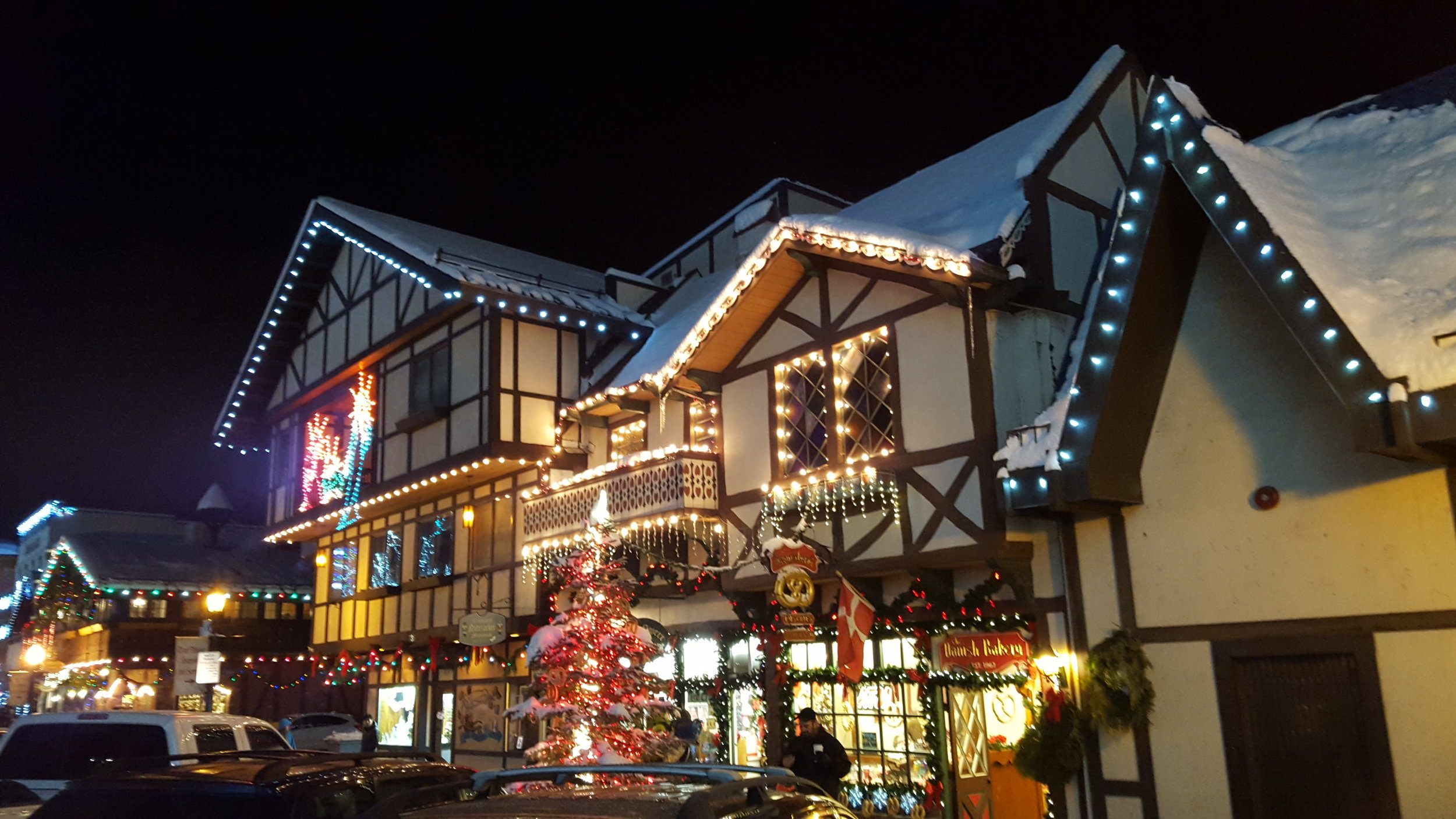 Leavenworth, A Charming Christmas Town