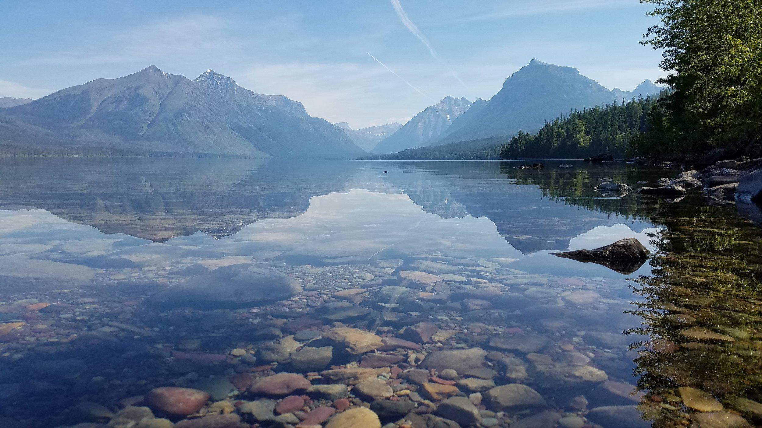 Lake McDonald - Top Five National Parks