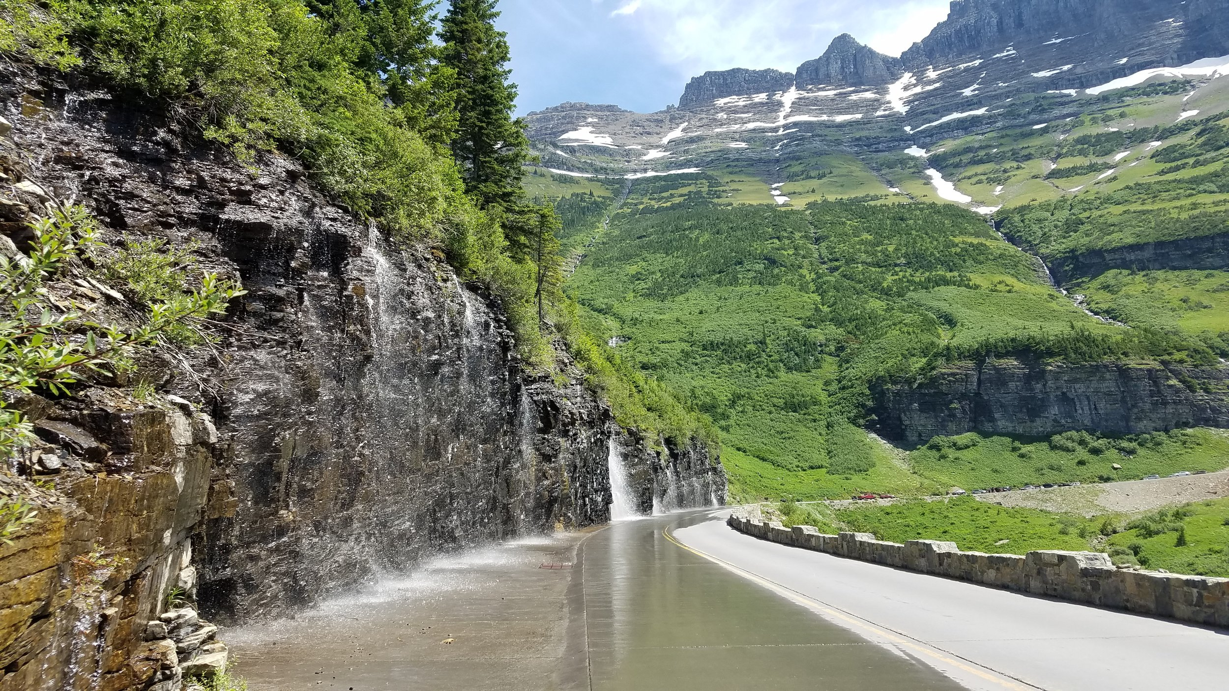 Weeping Wall - Top Five National Parks