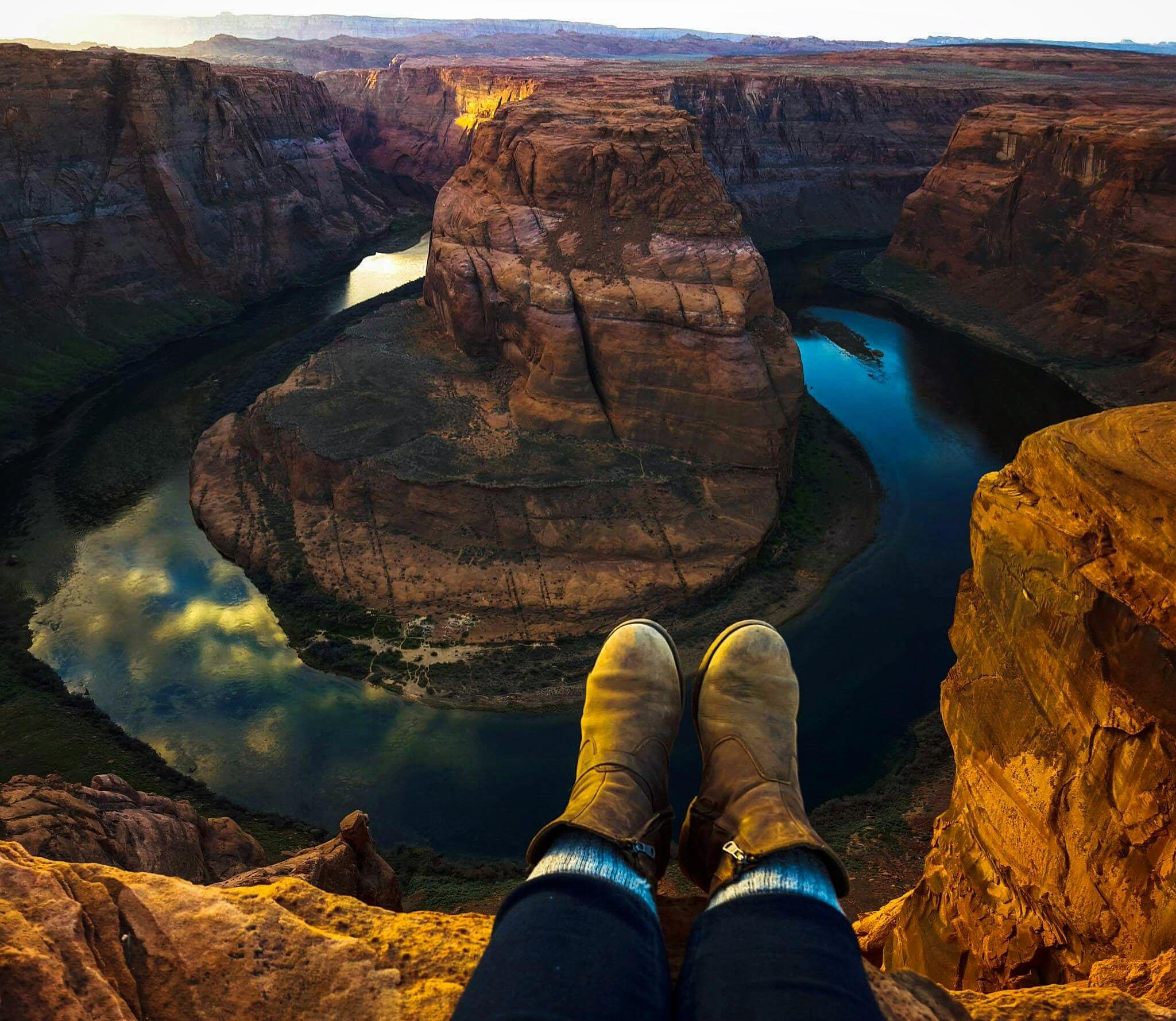 Horseshoe Bend - Top Five National Parks