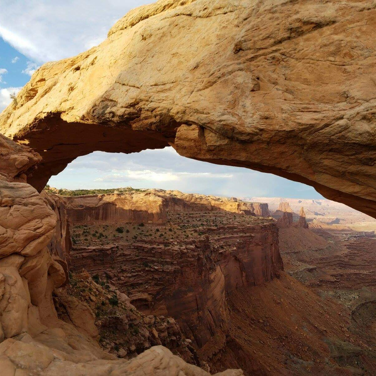 Mesa Arch - Top Five National Parks