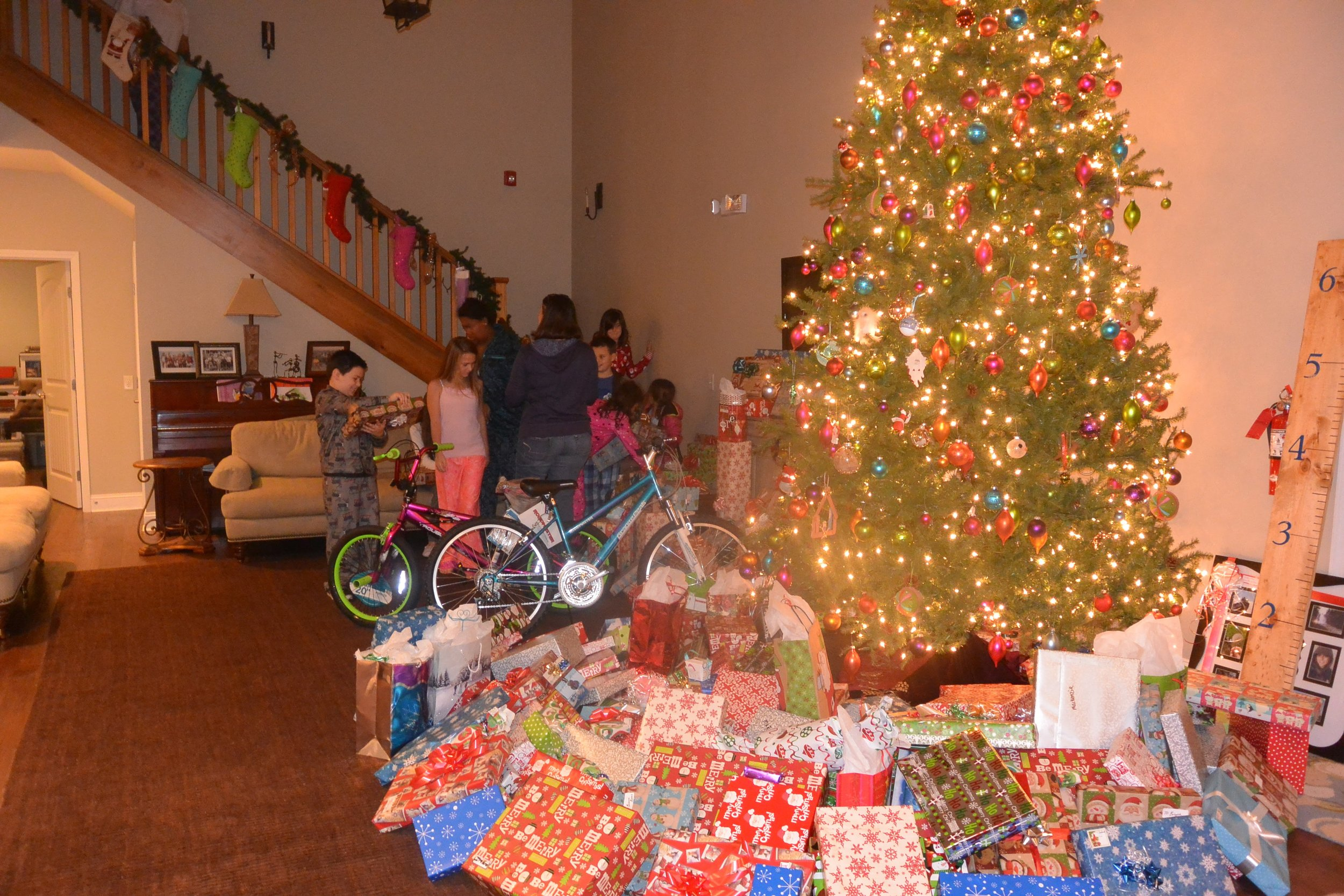 Christmas at the Children's Home