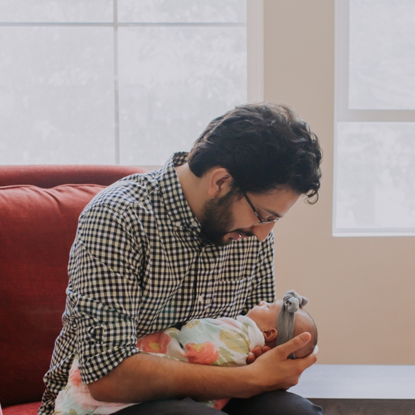 newborn |  Baby Saher