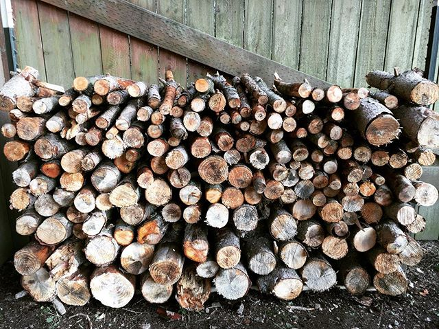Stacks on stacks ▫️ ▫️ ▫️ #woodburningart #woodpile #woodpiles #woodenart #collection #pyrographyartist #woodburningartist #wooden #pnwartist