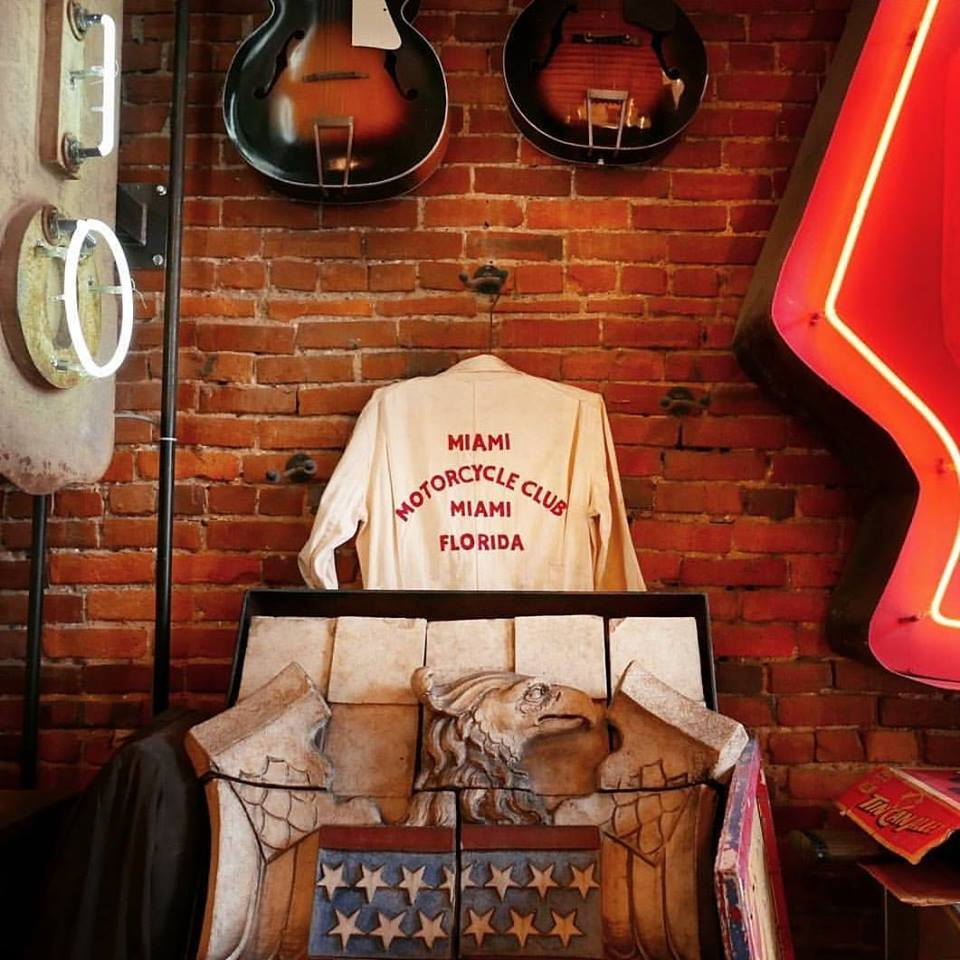 Antique Archeology - Rusty gold, quirky junk, apparel and home decor. Shops in Nashville, TN & LeClaire, IA Owned by Mike Wolfe of American Pickers.Hours: Mon-Sat: 10am - 6pm / Sunday: 12pm - 5pmLocation: 1200-128