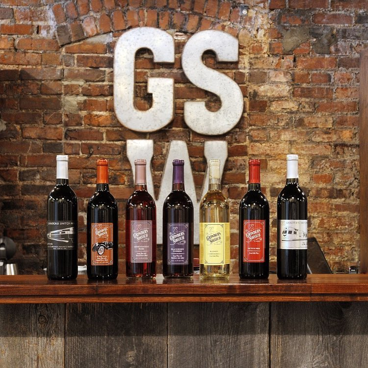 Grinder's Switch - Grinder's Switch Winery is a small town winery that is big on charm! Come visit our new location in the heart of Nashville at the Marathon Village!