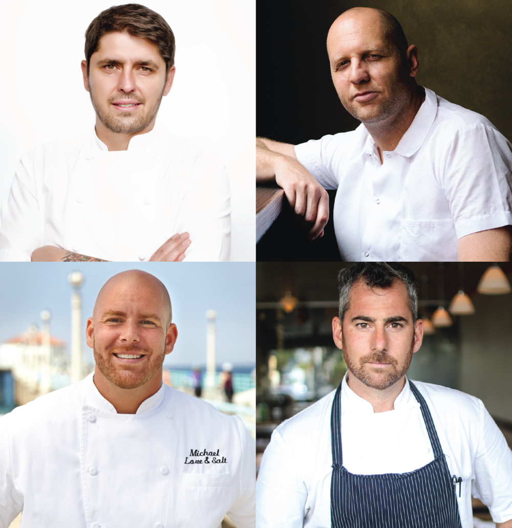 NOVEMBER 7th - Chef Kevin Meehan and the Kali team welcome the following guest chefs:Michael Fiorelli | Love & Salt Ludo Lefevbre | Trois Mec&Petit TroisDavid Schlosser | Shibumi A special five course menu will be offered for $85 or $125 with wine pairing.A portion of proceeds will benefit Habitat for Humanity via RebuildWineCountry.org - to assist our friends and colleagues in the North Bay affected by the fires.