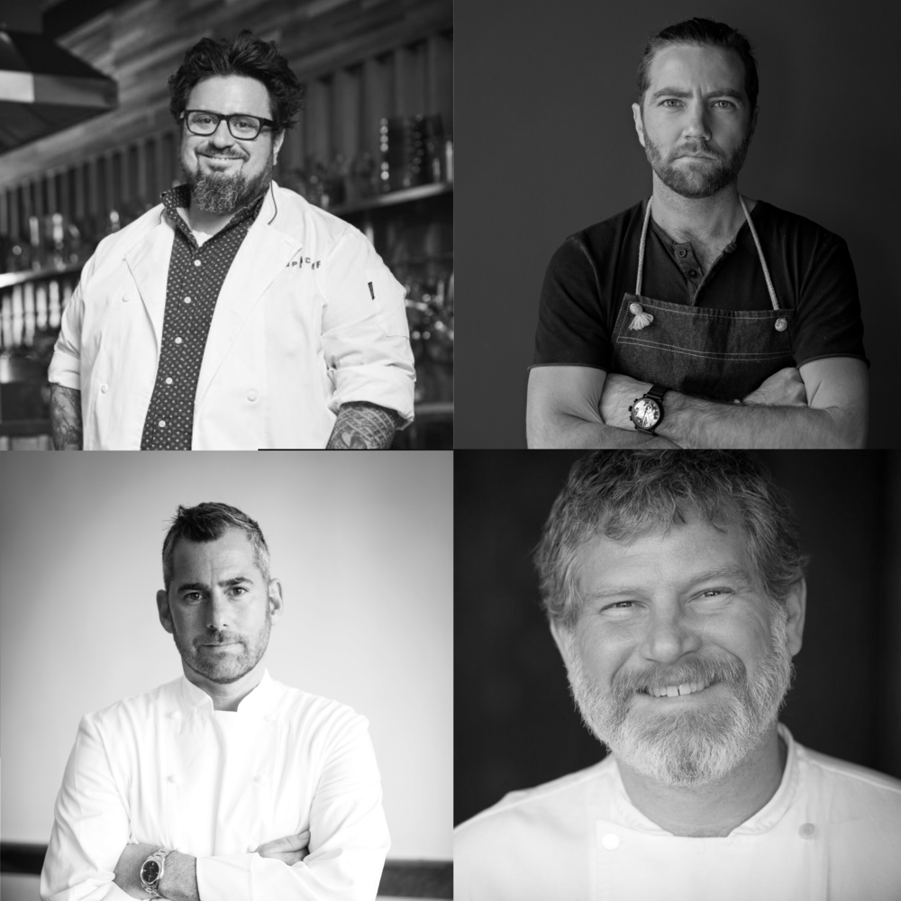 May 10th - Featuring guest chefs:Bruce Kalman | UnionMarcel Vigneron | WolfShannon Swindle | CraftA special five course menu will be offered for $95 or $125 with wine pairing.For reservations, please call 323-871-4160.