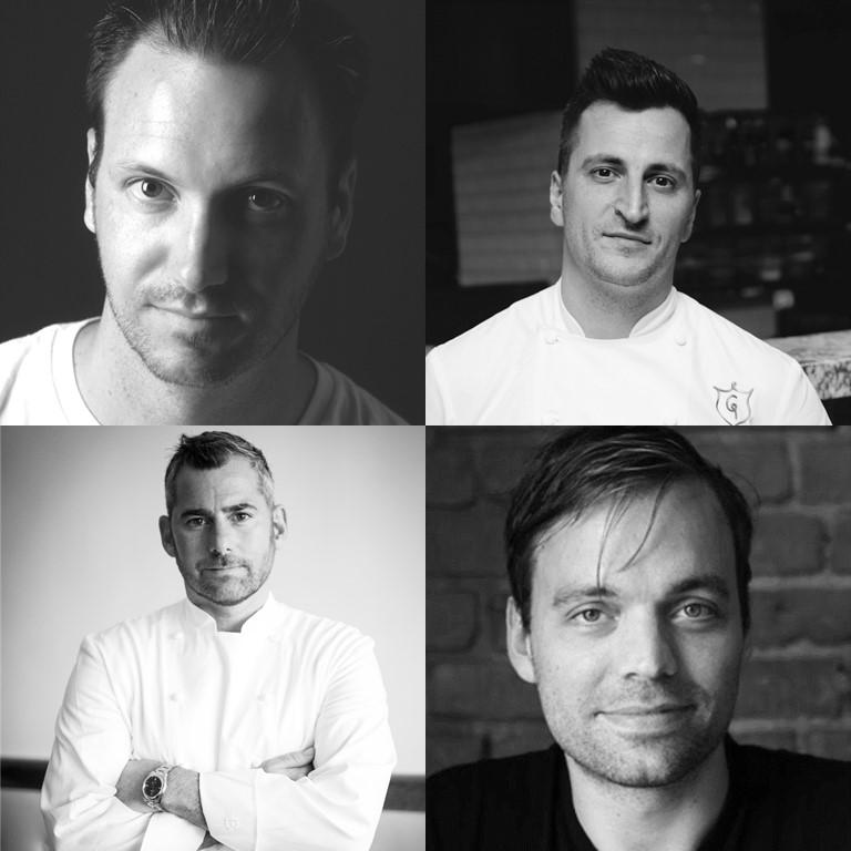 June 5th - Featured Chefs:Ian Gresik | The ArbourWilfrid Hocquet | Georgie RestaurantChris Phelps | Salt's CureKevin Meehan |Kali