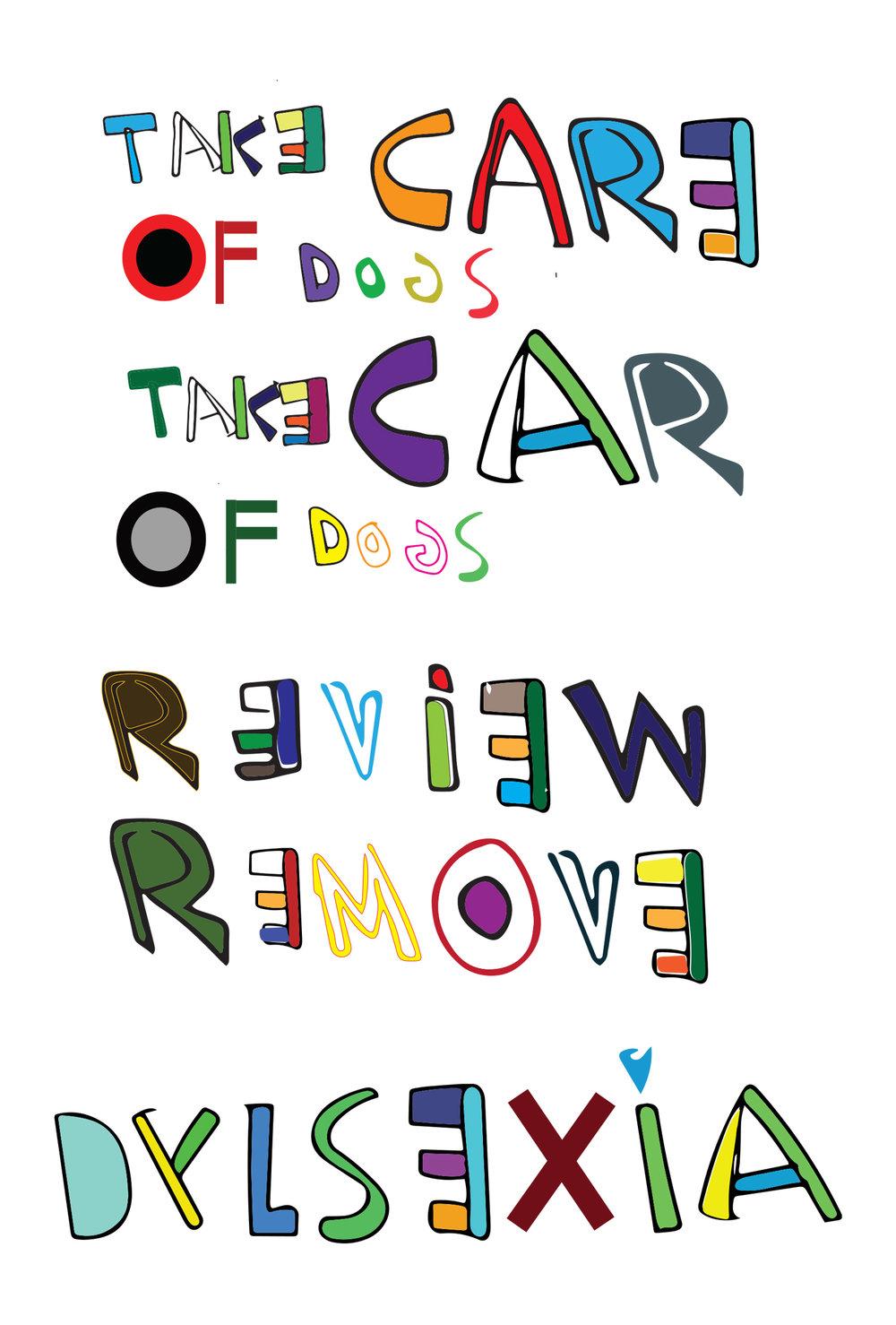 Dyslexia by Connor Smith