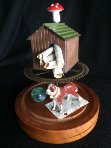 The Patron Saint of Tiny Houses by Josh Adair