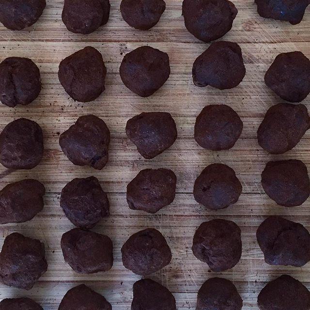 🖤 Frapa-Lapa-Ganga-Chino! ⚫️espresso truffles 🖤