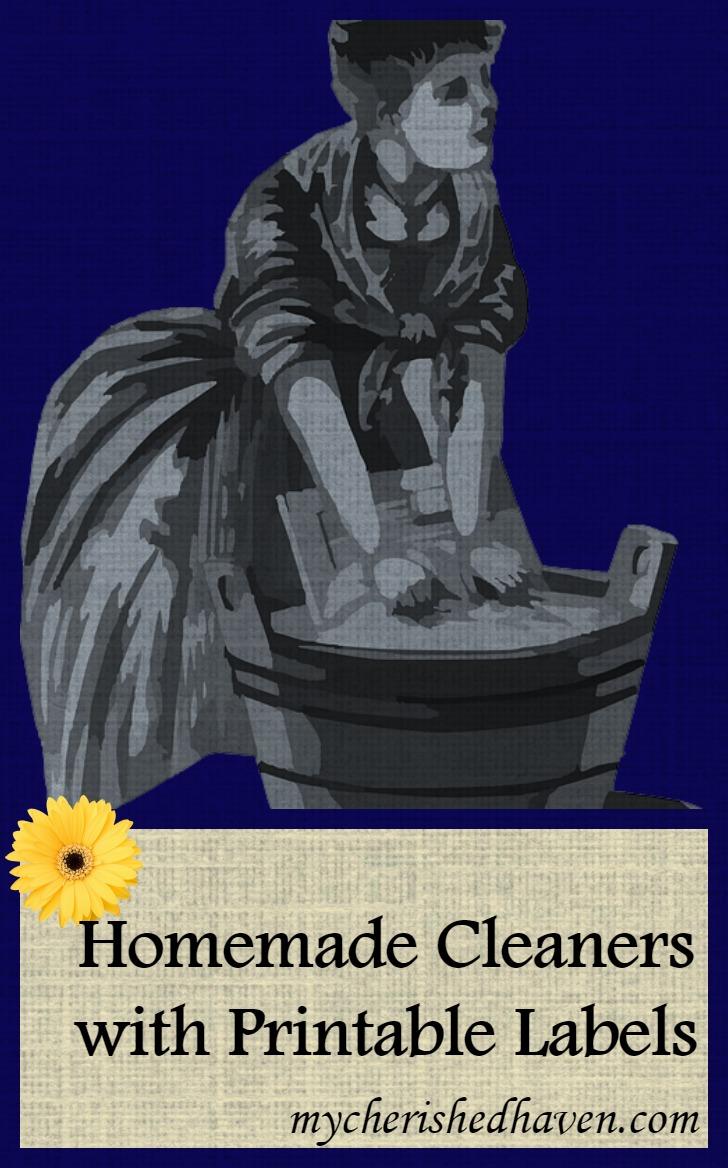 homemadecleanerswithfreeprintablelabels