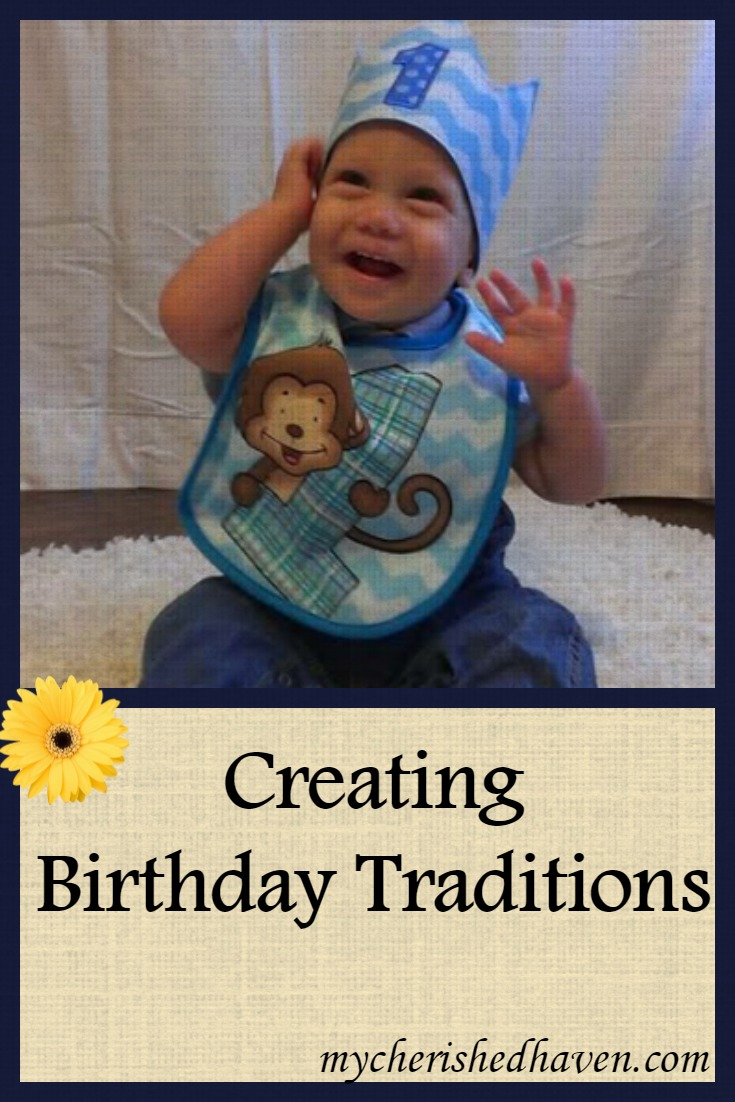 In this article, you will find some healthy and fun traditions to make your child's birthday a day to remember forever.