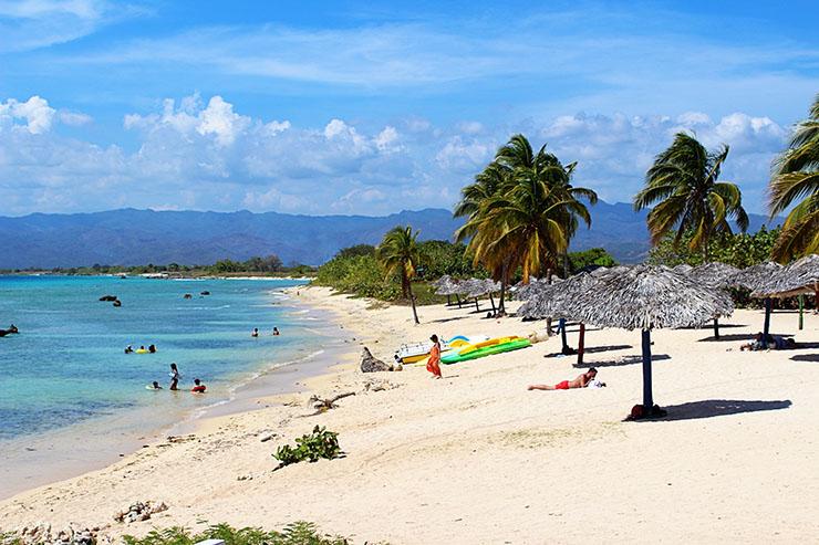Playa Ancón, Trinidad