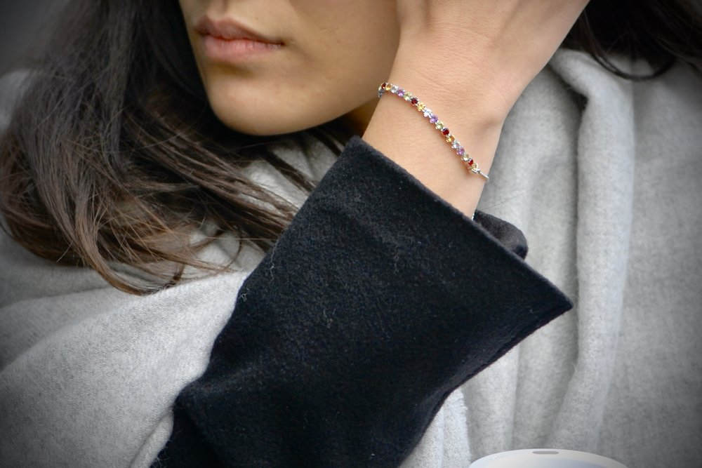 Win a tsai x tsai bracelet! - We love new jewellery brand Tsai x Tsai's simple yet striking real gemstone jewellery inspired by the natural beauty of Taiwan.Here's your chance to win a bracelet of your choice! Just enter your email address below!