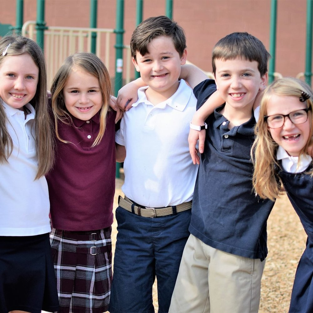 Lower School: 1st - 5th Grades