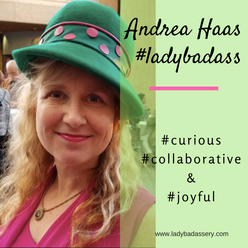 Andrea Haas