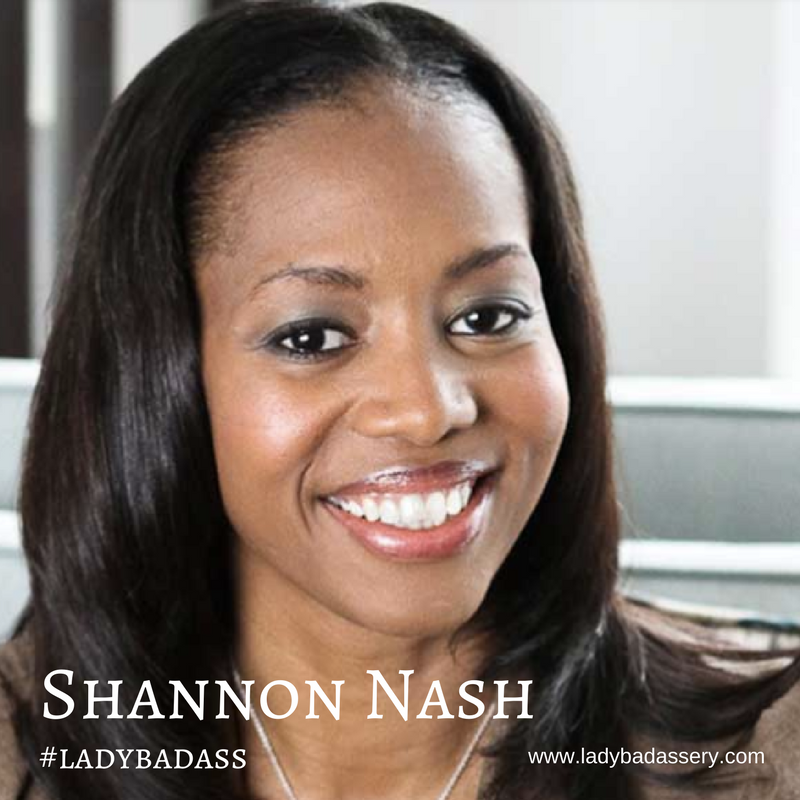 Shannon Nash