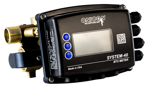 ONICON System-40 BTU Measurement System